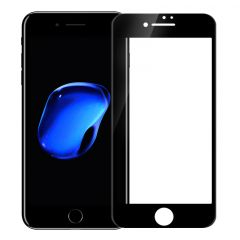 iPhone 7 Tempered glass black