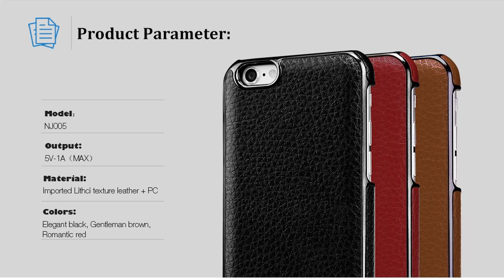 iPhone 6/6S case red