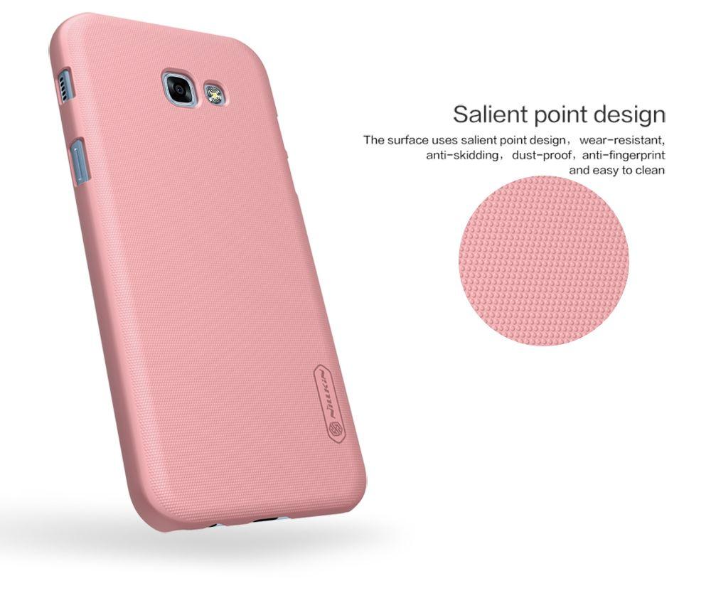 Galaxy A3 (2017) skal vit