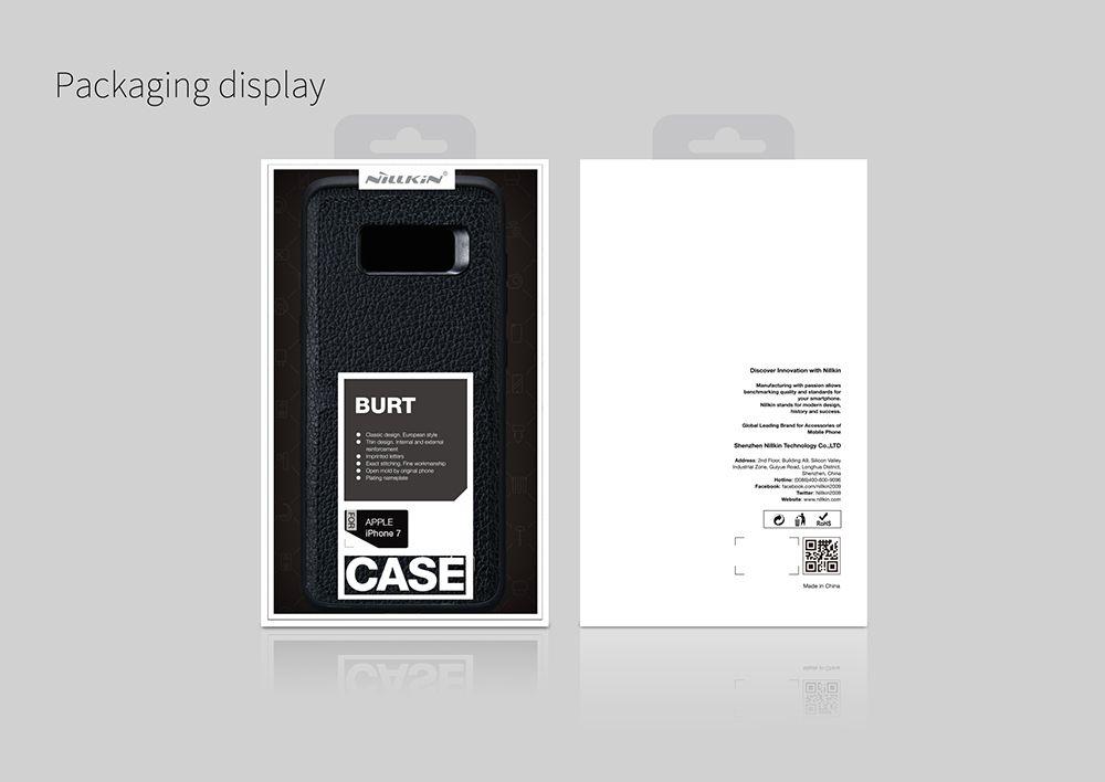 Samsung Galaxy S8 vāciņš brūns