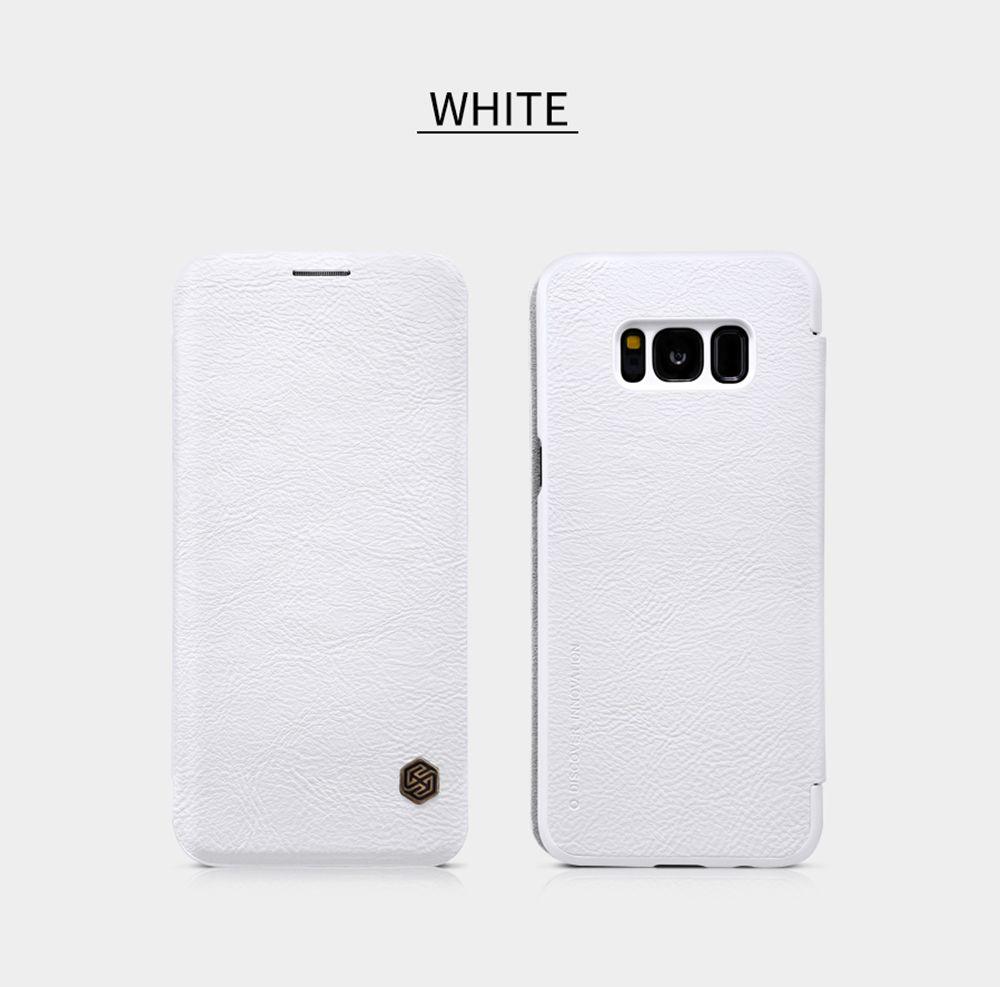 Galaxy S8 Plus чехол белый
