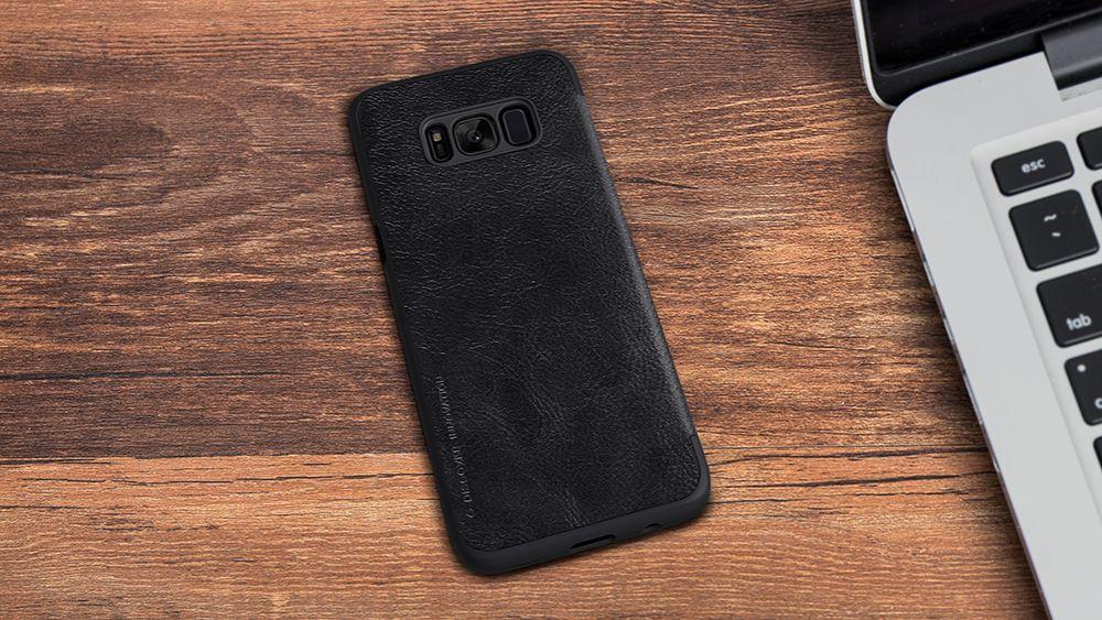 Galaxy S8 Plus dėklas Juoda