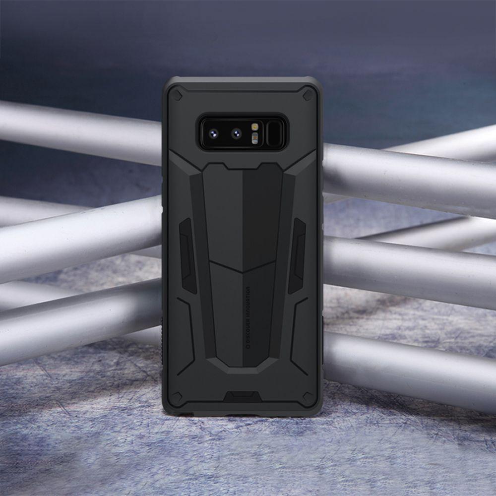 Samsung Galaxy Note 8 vāciņš melns