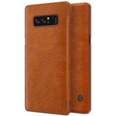 Galaxy Note Galaxy Note 8 maciņš Qin Leather  Samsung Galaxy Note 8