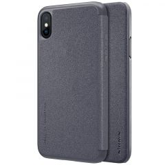 iPhone iPhone X maciņš Nillkin Sparkle Leather  iPhone X