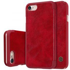 iPhone iPhone 8 maciņš Nillkin Qin Leather  iPhone 8