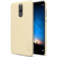 Mate Mate 10 Lite ümbris kuldne Super Frosted Shield