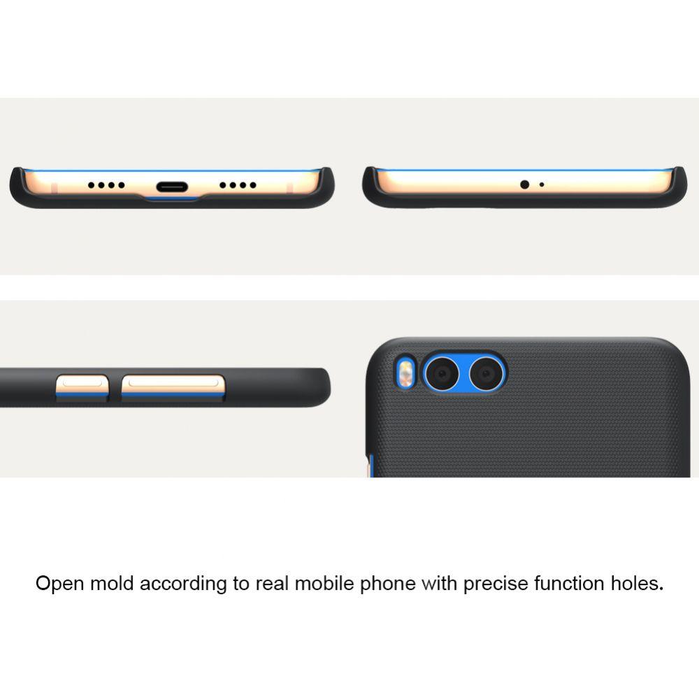 Xiaomi Mi Note 3 ümbris kuldne