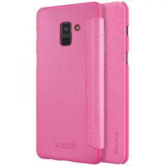 Galaxy A8 Plus maciņš Nillkin Sparkle Leather  Galaxy A8 Plus