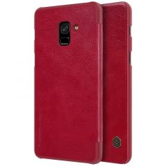 Galaxy A8 Plus maciņš Nillkin Qin Leather  Galaxy A8 Plus