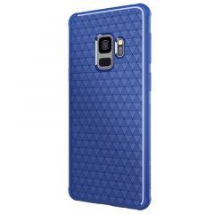 Galaxy S9 vāciņš Weave  Samsung Galaxy S9 zils