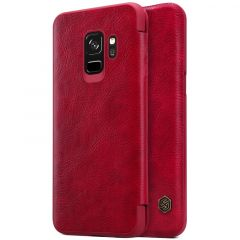Samsung Galaxy S9 telefona vāciņš Qin Leather  Galaxy S9