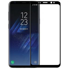 Galaxy S9 Plus skärmskydd 3D CP+MAX Tempered Glass Samsung Galaxy S9 Plus