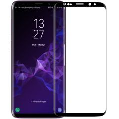 Samsung Galaxy S9 Plus telefona aizsargstikls 3D DS+MAX Tempered Glass Samsung Galaxy S9 Plus