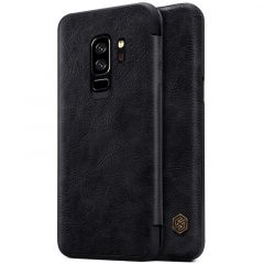 Samsung Galaxy S9 Plus telefona vāciņš Qin Leather  Galaxy S9 Plus