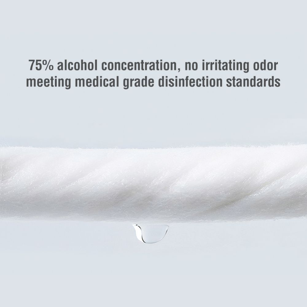 Aksesuāri Dažādi Nillkin Disposable Alcohol Sterilize Cotton