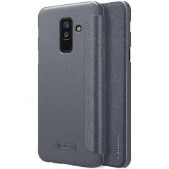 Galaxy A6 Plus (2018) maciņš Nillkin Sparkle Leather  Galaxy A6 Plus (2018)