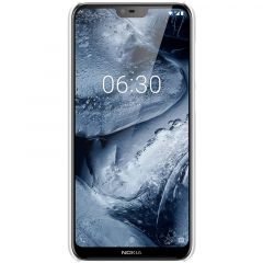 Nokia 6.1 Plus vāciņš balts