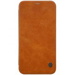 iPhone iPhone XS maciņš Nillkin Qin Leather  iPhone XS