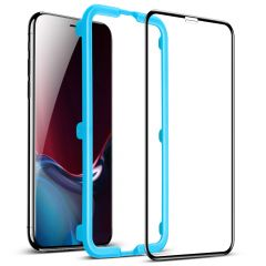 Apple iPhone XS Max ekraani kaitseklaas ESR 3D Full Coverage Glass Film iPhone XS MAX
