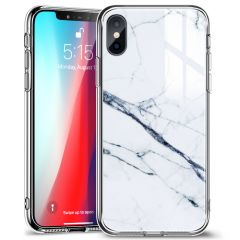 iPhone iPhone XS Max vāciņš ESR Mimic Marble  iPhone XS Max