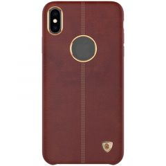iPhone iPhone XS Max vāciņš Nillkin Englon Leather  iPhone XS Max