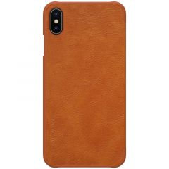 iPhone iPhone XS Max maciņš Nillkin Qin Leather  iPhone XS Max