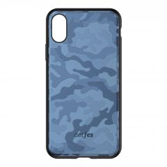 iPhone iPhone XR vāciņš DOTFES G07 Camouflage Style  iPhone XR