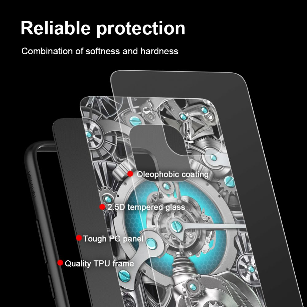 Huawei Mate 20 Pro vāciņš melns