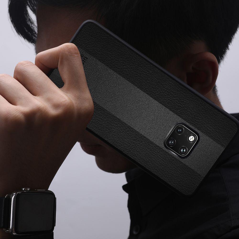 Huawei Mate 20 Pro telefona vāciņš sarkans