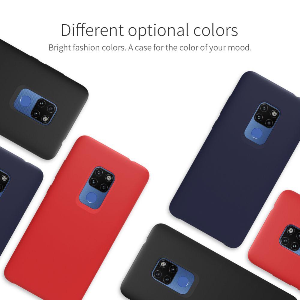 Huawei Mate 20 telefona maciņš zils