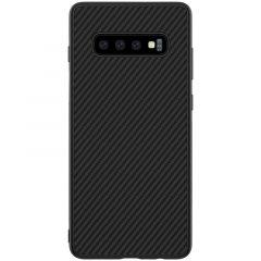 Galaxy S10 Plus vāciņš Synthetic Fiber  Samsung Galaxy S10 Plus