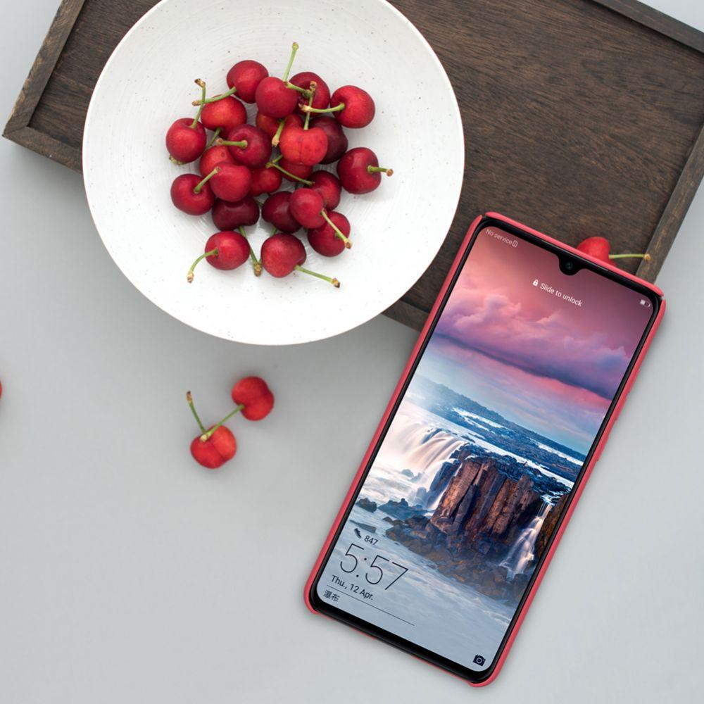 Huawei P30 vāciņš sarkans