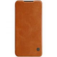 Xiaomi RedMi 7 telefona maciņš Qin Leather  Xiaomi Redmi 7