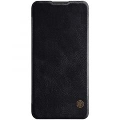 P P30 Lite case black Qin Leather