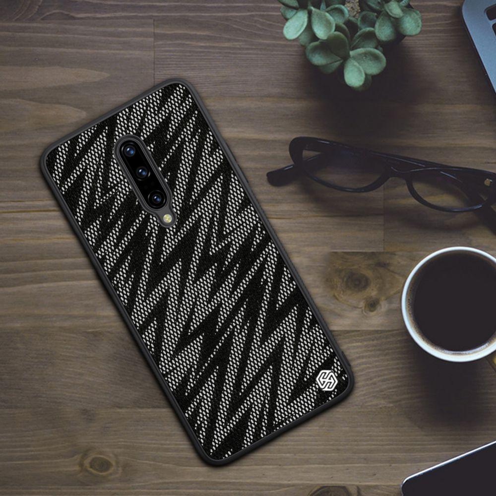 OnePlus 7 Pro telefoni ümbris hõbe