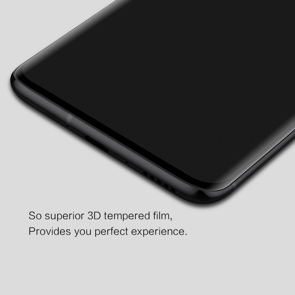 OnePlus 7 Pro aizsargstikls  3D CP+MAX Tempered Glass