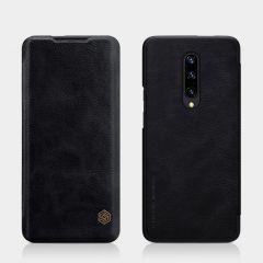 OnePlus 7 Pro telefona maciņš Qin Leather  OnePlus 7 PRO