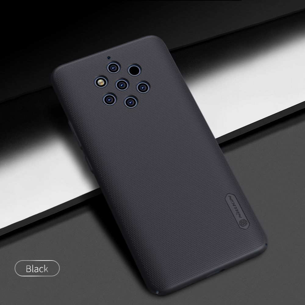 Nokia 9 PureView telefoni ümbris Super Frosted Shield punane