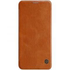 LG G8 ThinQ чехол Qin Leather  LG G8 ThinQ