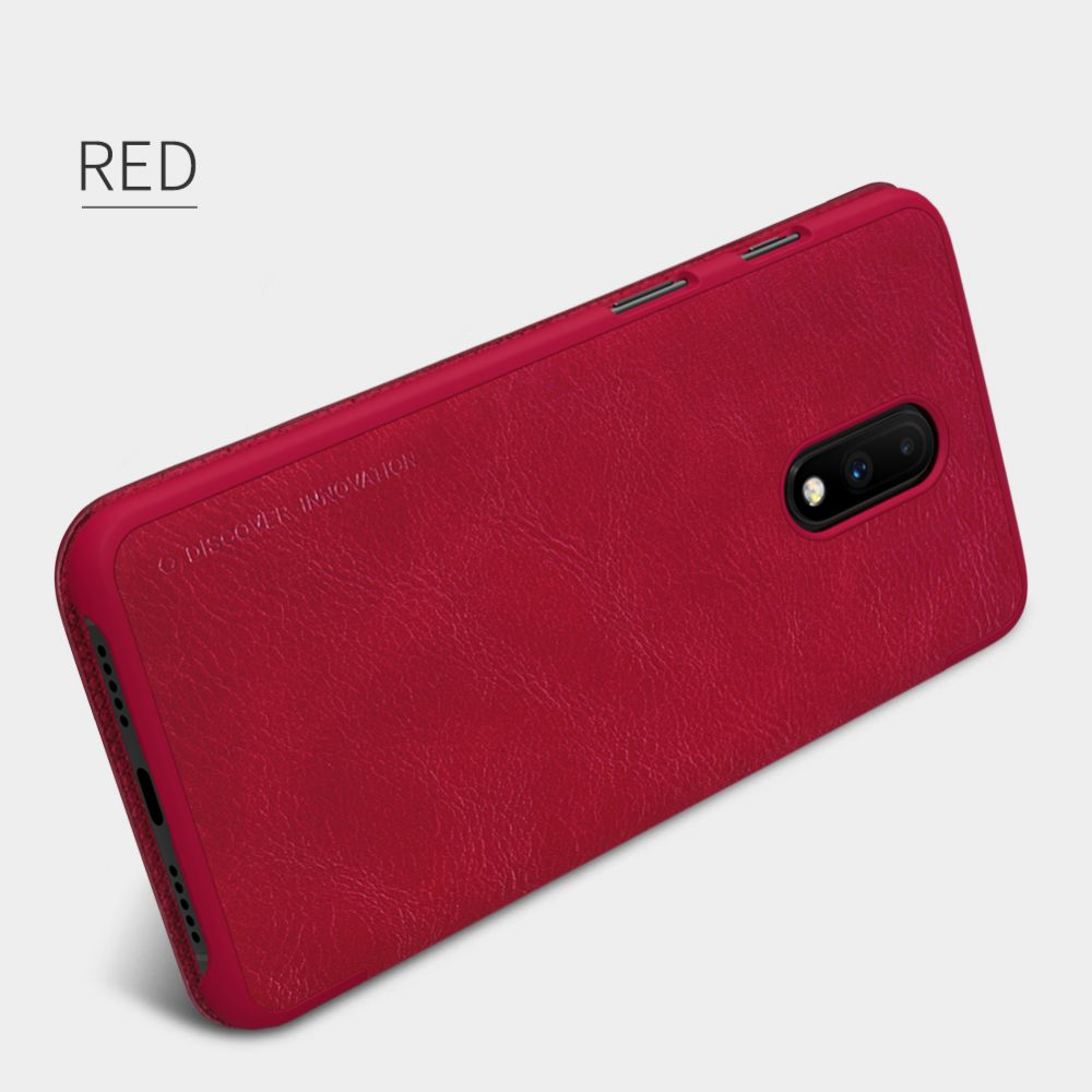 OnePlus 7 maciņš sarkans