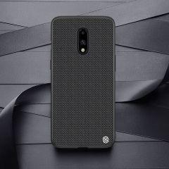 OnePlus 7 vāciņš melns