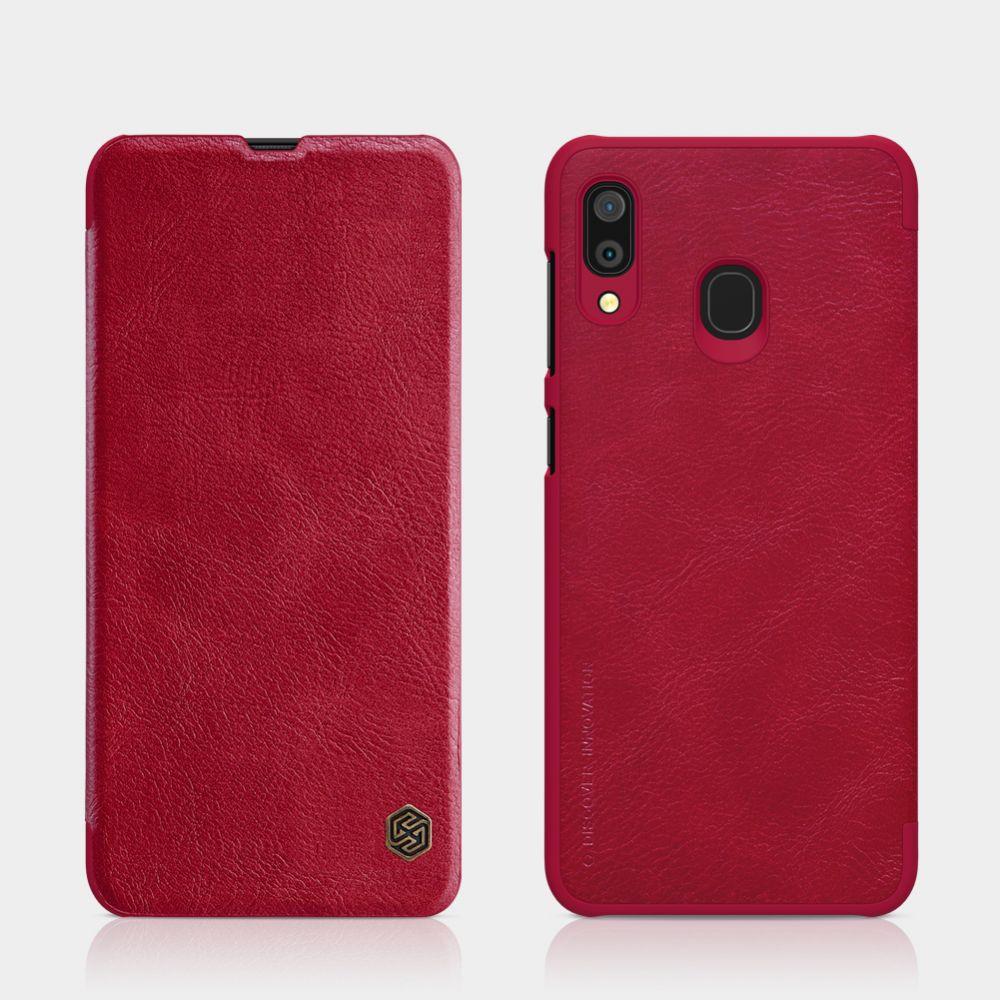 Galaxy A30 maciņš sarkans