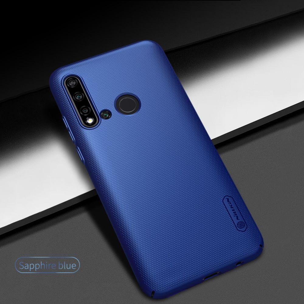 Huawei P20 Lite (2019) telefona vāciņš melns