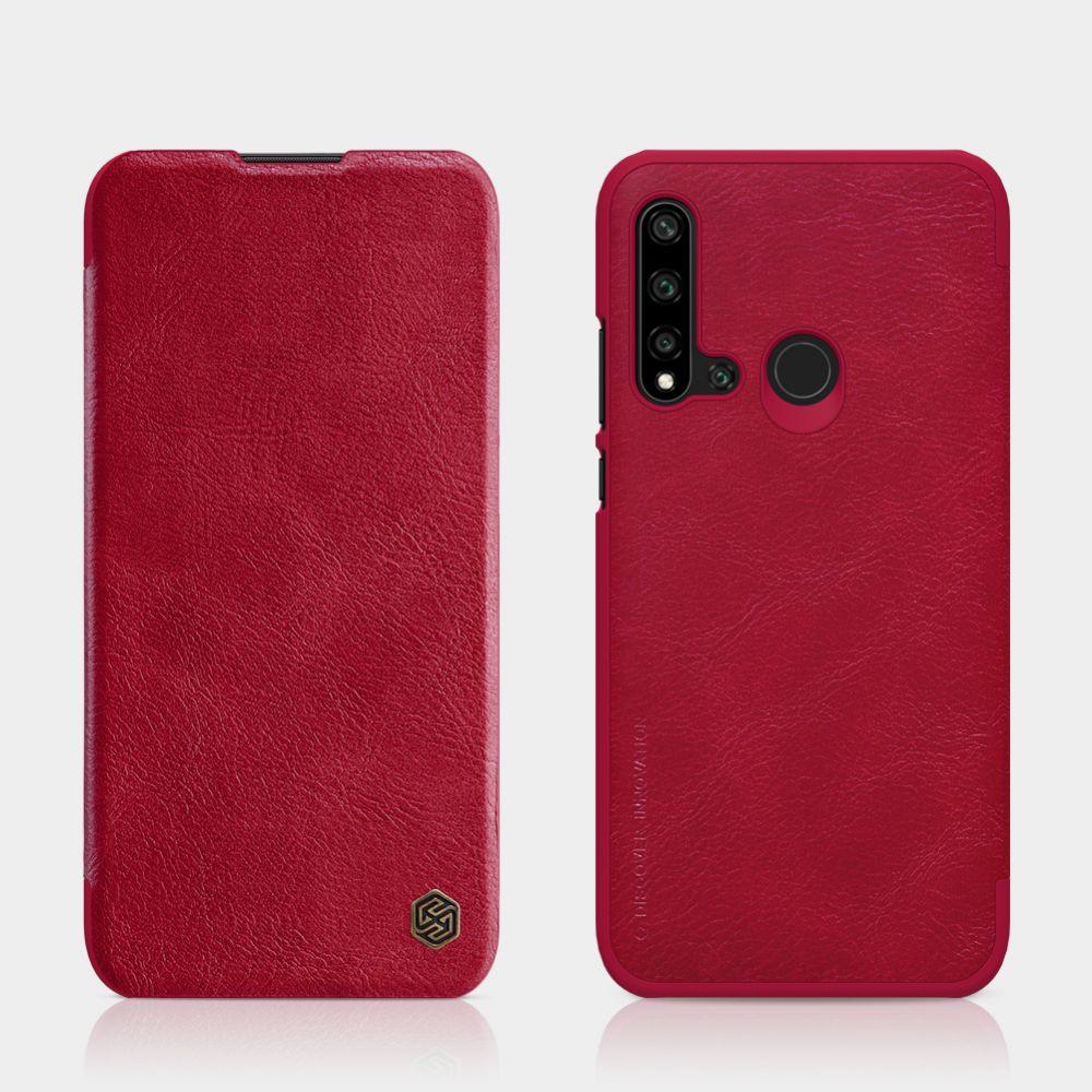 Huawei P20 Lite (2019) telefona vāciņš sarkans