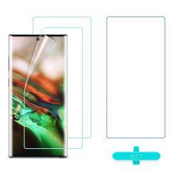 Samsung Galaxy Note 10 aizsargstikls ESR Full Coverage Liquid Skin Film Clear Samsung Galaxy Note 10 (3pack)