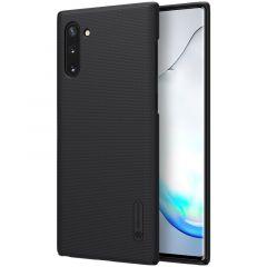 Samsung Galaxy Note 10 telefona vāciņš Super Frosted Shield melns