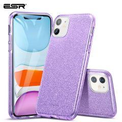 Apple iPhone 11 vāciņš ESR Makeup Glitter  iPhone 11
