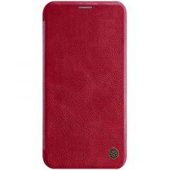 iPhone iPhone 11 vāciņš Nillkin Qin Leather  iPhone 11