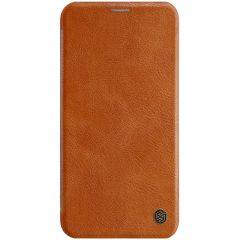 iPhone iPhone 11 Pro maciņš Nillkin Qin Leather  iPhone 11 Pro